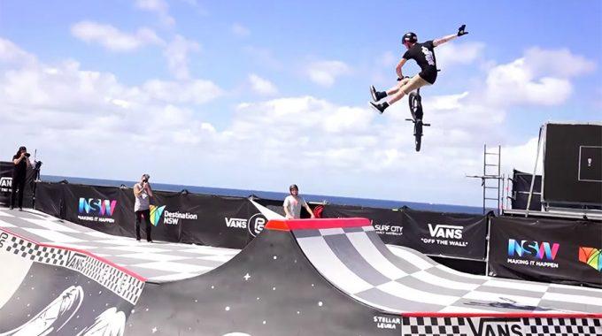 VANS BMX PRO CUP: Sydney Regional Qualifiers