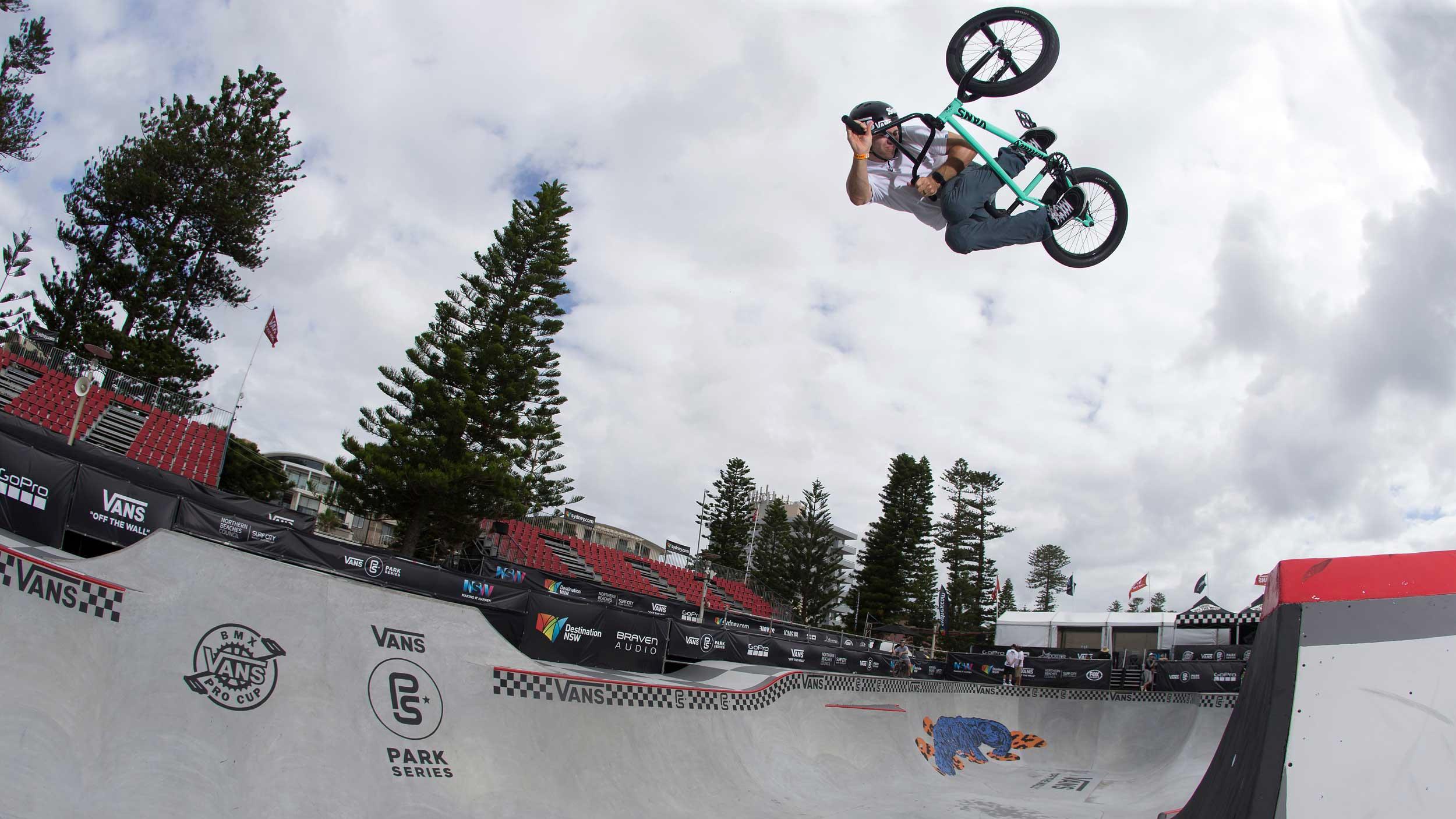 VANS BMX PRO CUP: Round 1 – Sydney Australia – This Weekend!