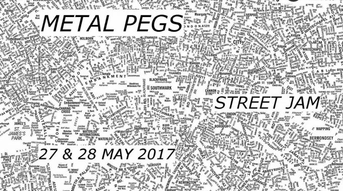 METAL PEGS BMX: London Jam May 2017 – Full Info