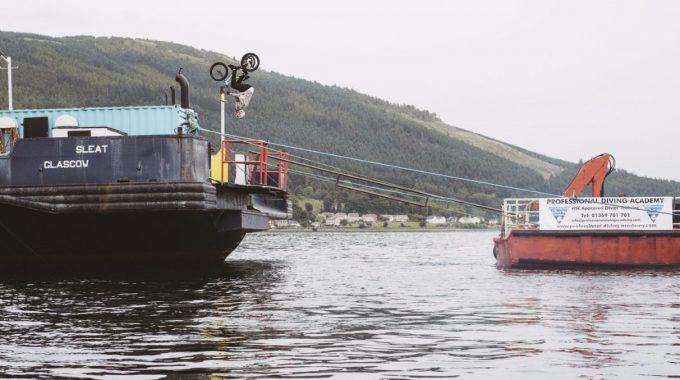 JASON PHELAN: Loch Down - on TV!