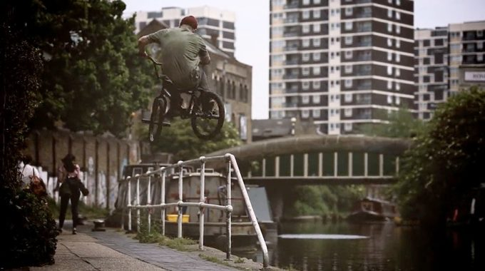 SOURCE BMX: Ben Lewis - London
