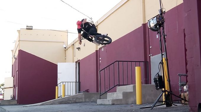 VANS BMX ILLUSTRATED: Dakota Roche - Full Part