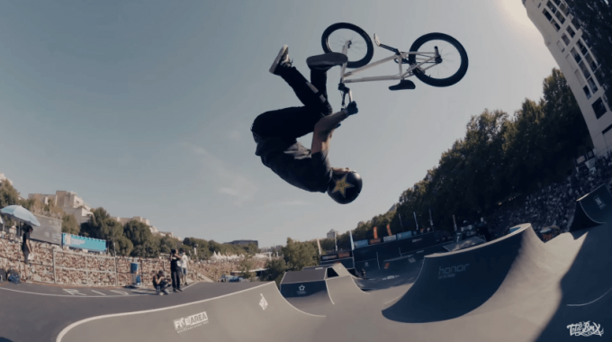 TOTAL BMX: BMX Is Our Passion - FISE Montpellier 2017