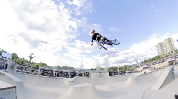 VANS BMX PRO CUP MALAGA: Friday Snippets