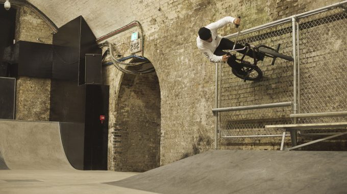 HOUSE OF VANS BMX: Dakota Roche – New Street Course Jam