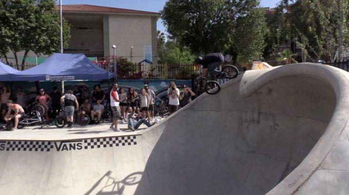 VANS BMX PRO CUP MALAGA: Saturday Snippets