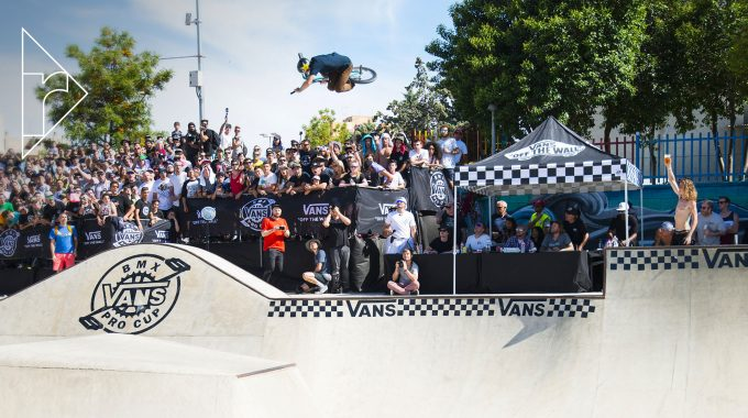 Vans BMX Pro Cup Malaga: Event Video