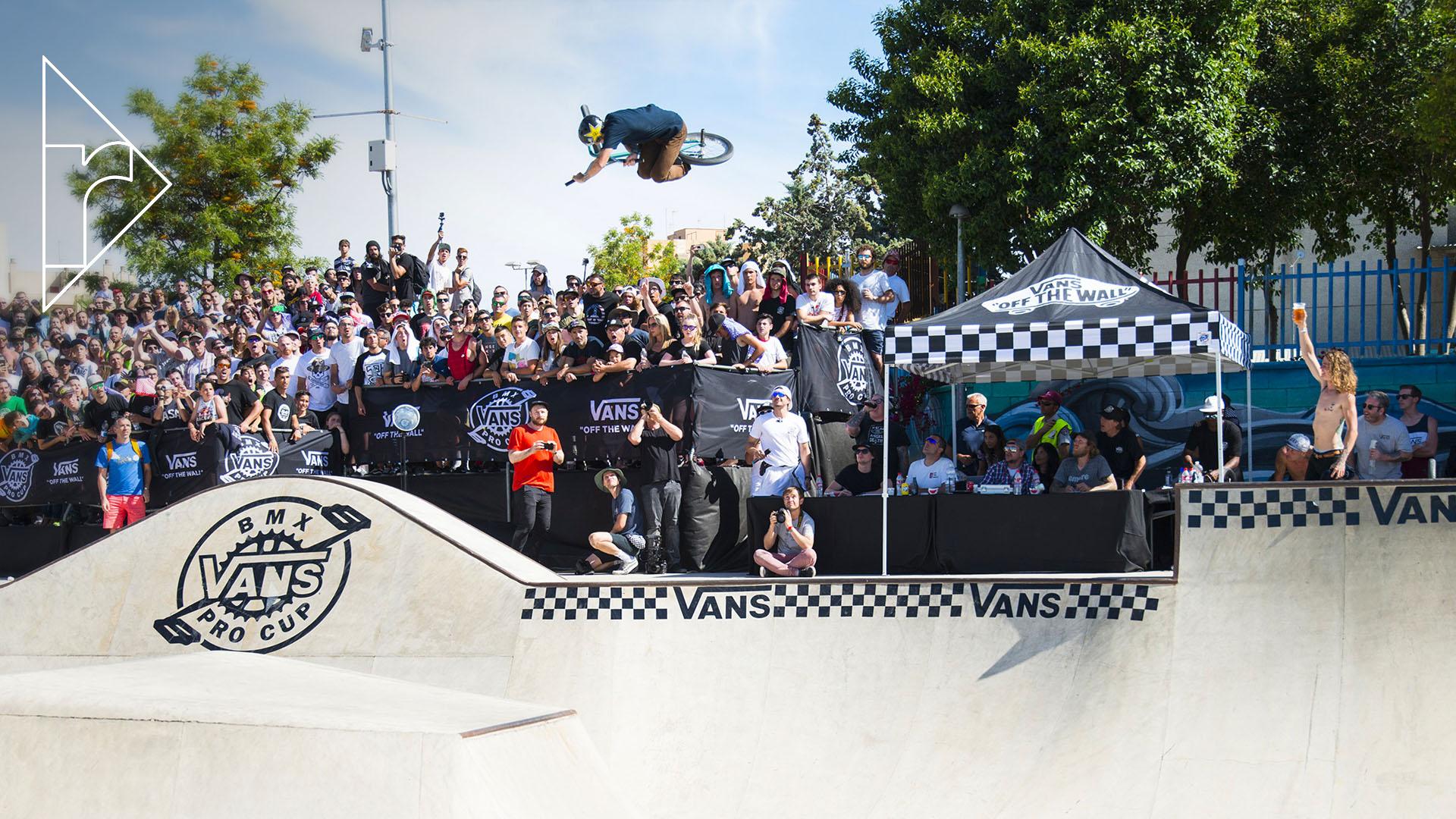 Vans BMX Pro Cup Malaga: Event Video