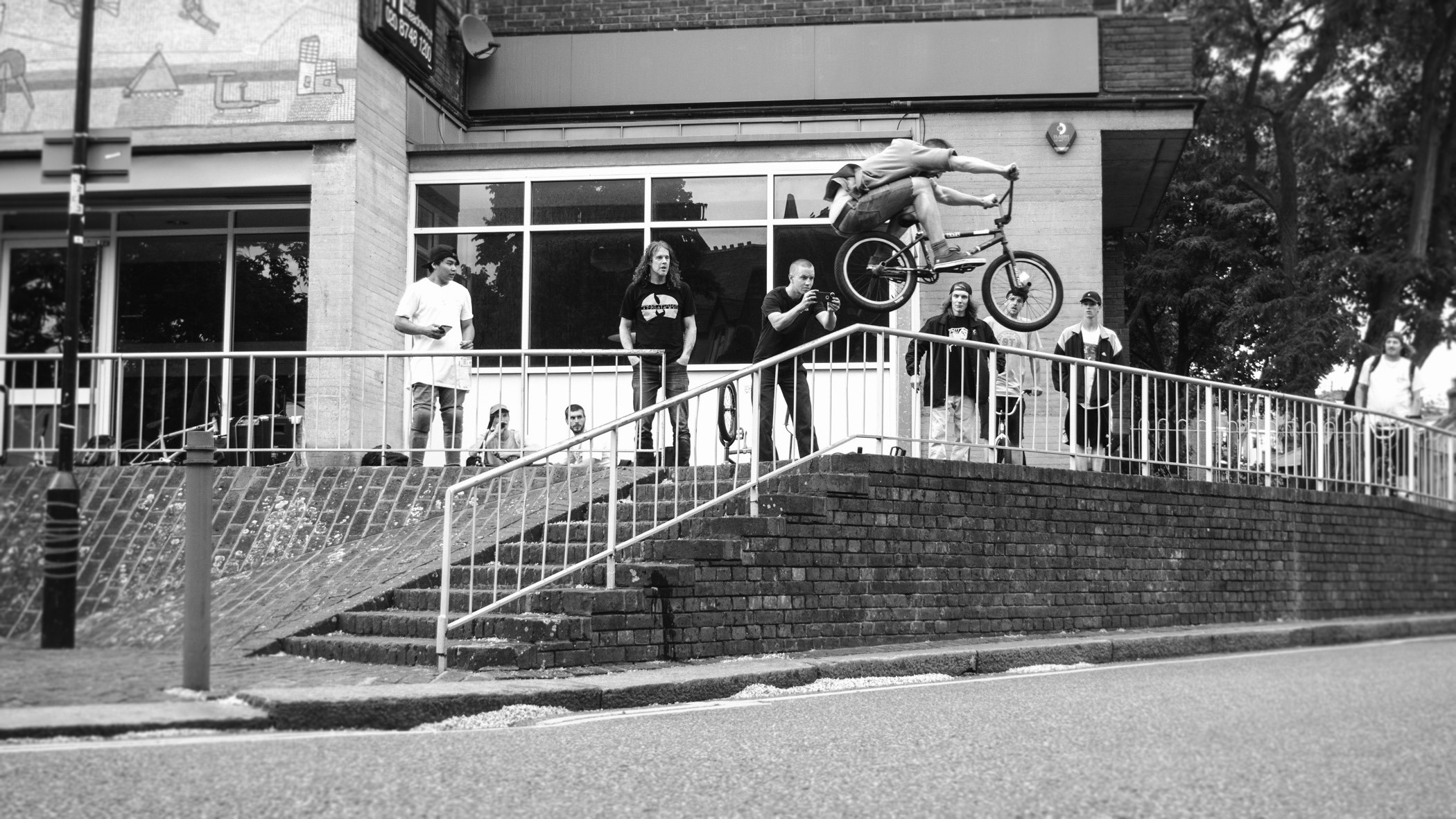 METAL PEGS: London BMX Jam #4