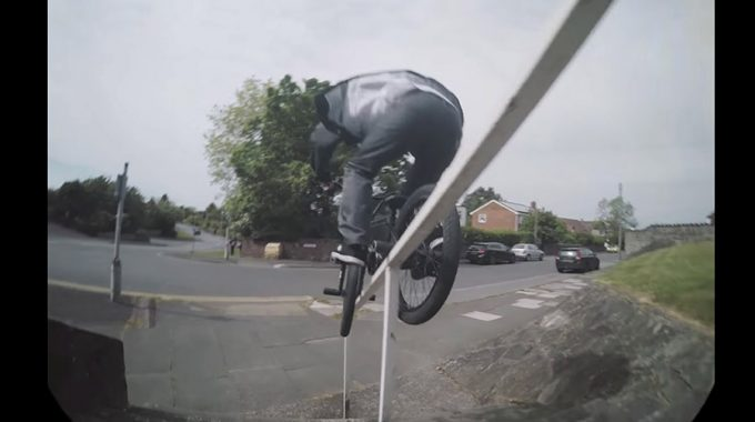 ANIMAL BIKES: Ben Lewis - Benny Peg
