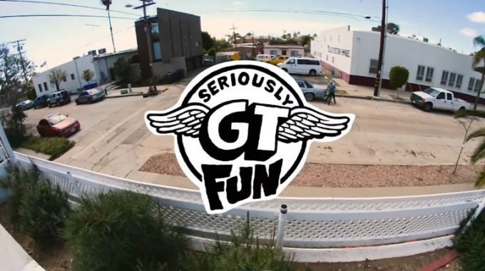 GT BMX: Seriously Fun - 72 Hour Premiere