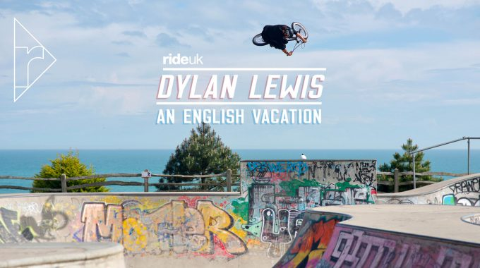DYLAN LEWIS: An English Vacation