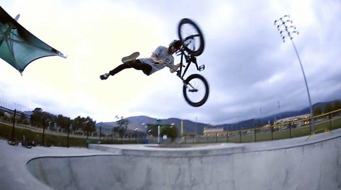 SE BIKES: Matt Cordova - Bowl Thrashing