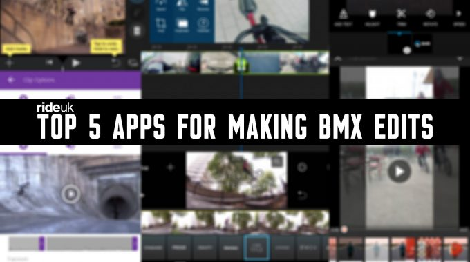 Top 5 Video Editor Apps