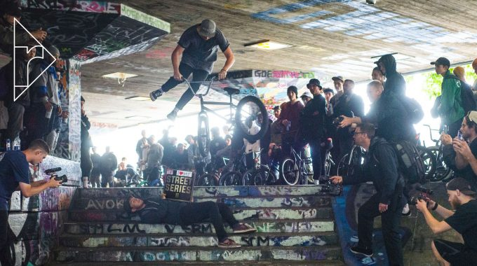 BMX DAY 2017: The Street Series in London