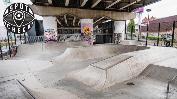 SPOT CHECK: Projekts Skatepark, Manchester