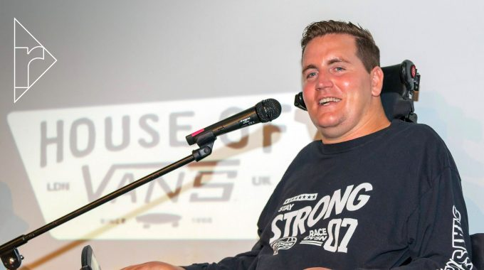 STAYING STRONG: Book Launch at House of Vans