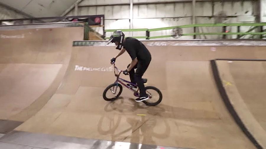 SCOTTY CRANMER: Riding BMX Again!