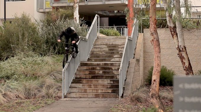 BACK BONE BMX: Jack O'Reilly