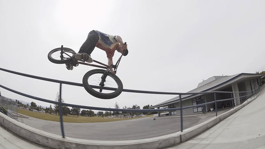 BSD BMX: In The Streets of NorCal