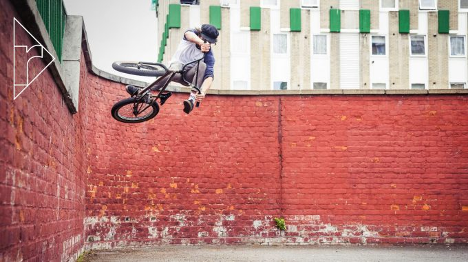 Cam Hardy BMX Canal Boat Life