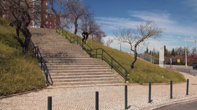 BSD: Liam Zingbergs – Transmission DVD Part
