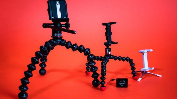 Win Joby's Smartphone Gorillapod Range Plus £500 | Photo Competition