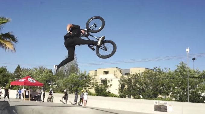 SE BIKES: Kris Fox - Natural Environment