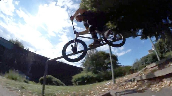 BS3 BMX: Joe Williams - Lost Footage