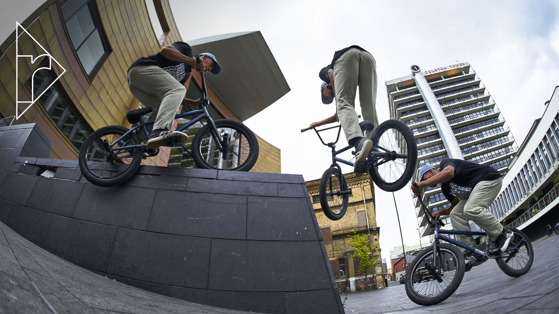 Bristol BMX Street with Jordan Godwin & Crucial BMX Crew