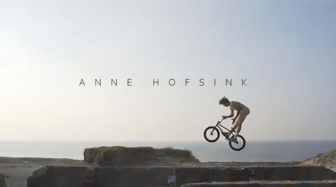SOULCYCLE BMX: Anne Hofsink 2017