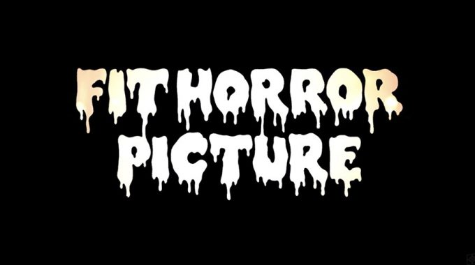 THROWBACK: Fit Horror Picture