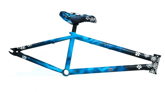 FEDERAL BIKES x COPYRIGHT: Limited Edition Collaboration Seat