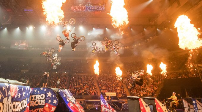 NITRO CIRCUS 2018: 'You Got This' Tour Announced for UK and Europe
