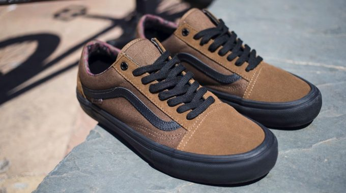 VANS: Dakota Roche - Old Skool Pro - Seasonal Earth Tones