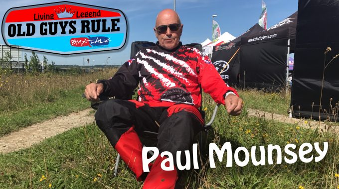 INTERVIEW: Old Guys Rule - Paul Mounsey