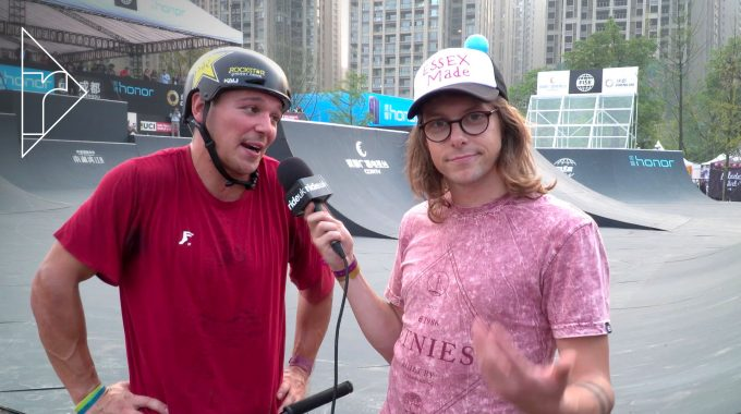 FISE CHENGDU: Course Chat with Nick Bruce