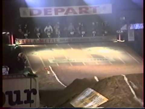 THROWBACK: Rennes Indoor Race 1994 Front Flip