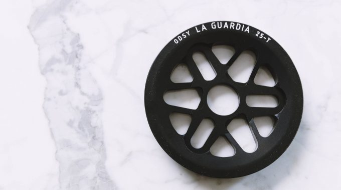 ODYSSEY LA GUARDIA SPROCKET – REVIEW