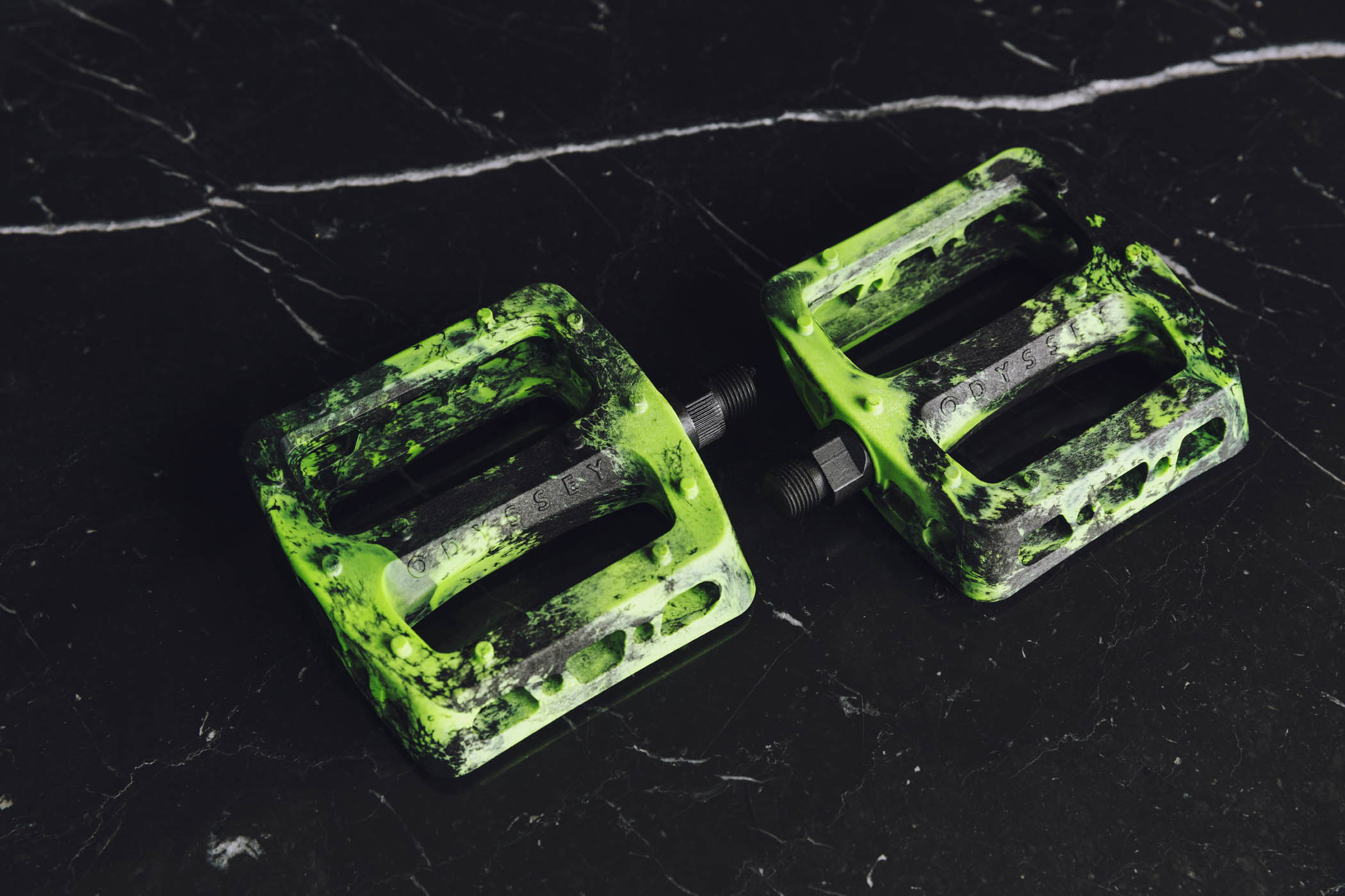 ODYSSEY TWISTED PRO PEDALS – REVIEW