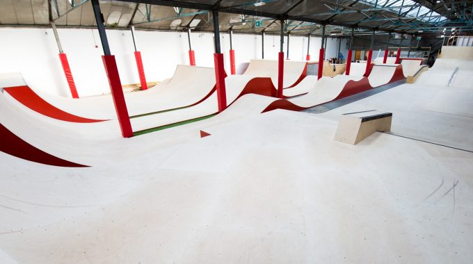 THE RAMP HOUSE: Inside Belfast's New Indoor Skatepark