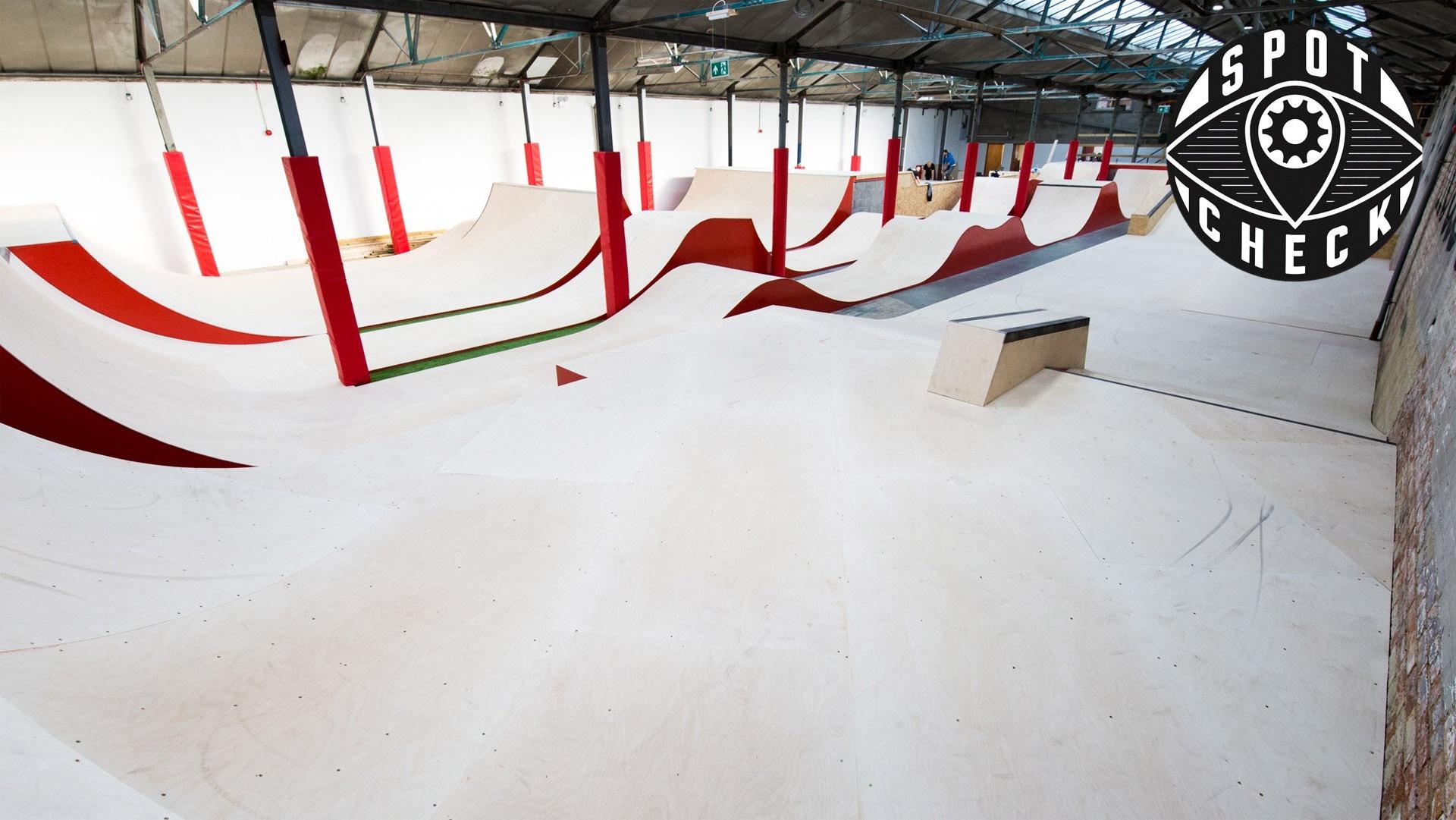 THE RAMP HOUSE: Inside Belfast's New Indoor Skatepark