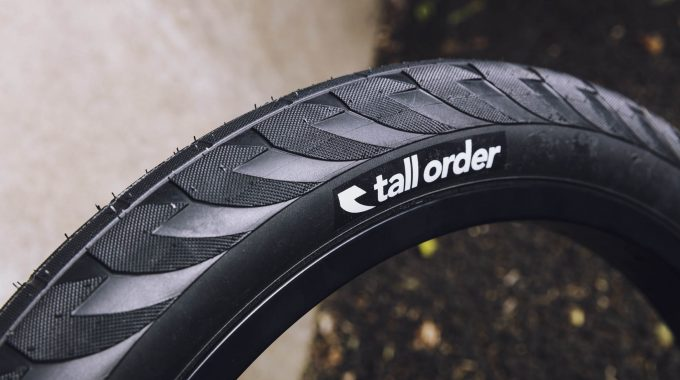 TALL ORDER WALLRIDE TYRE – REVIEW