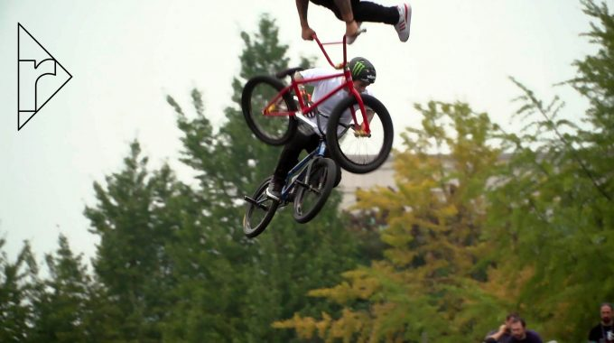 UCI URBAN CYCLING CHAMPIONSHIPS: BMX Finals