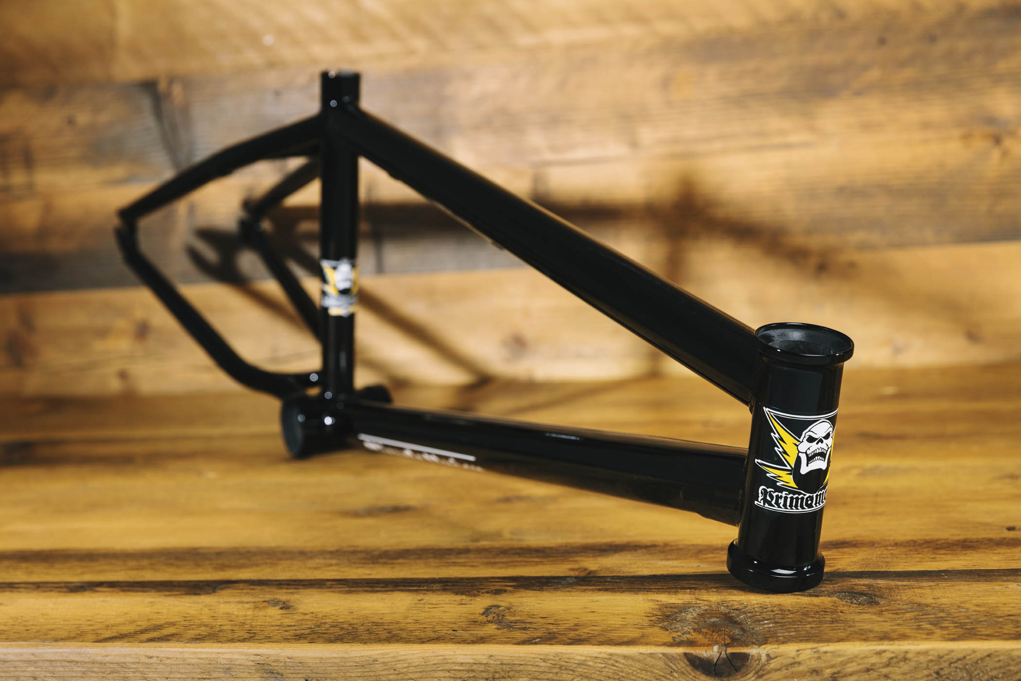 UNITED PRIME MOVER FRAME – REVIEW