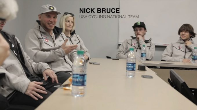 BMX IN THE OLYMPICS: USA BMX Team Announced