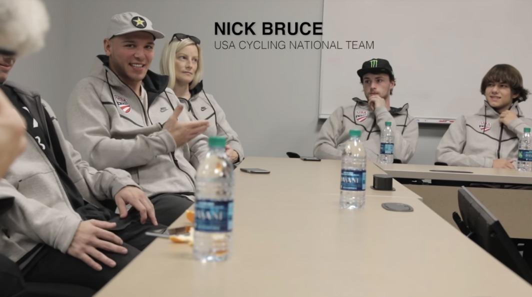 BMX IN THE OLYMPICS: USA BMX Team Announced
