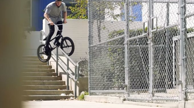 COLONY BMX: Jack Kelly - California Raw Cut (Outtakes)