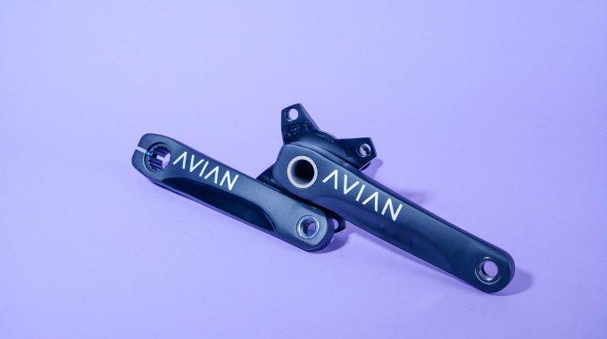 AVIAN - CADENCE 2-PC CRANKS - REVIEW