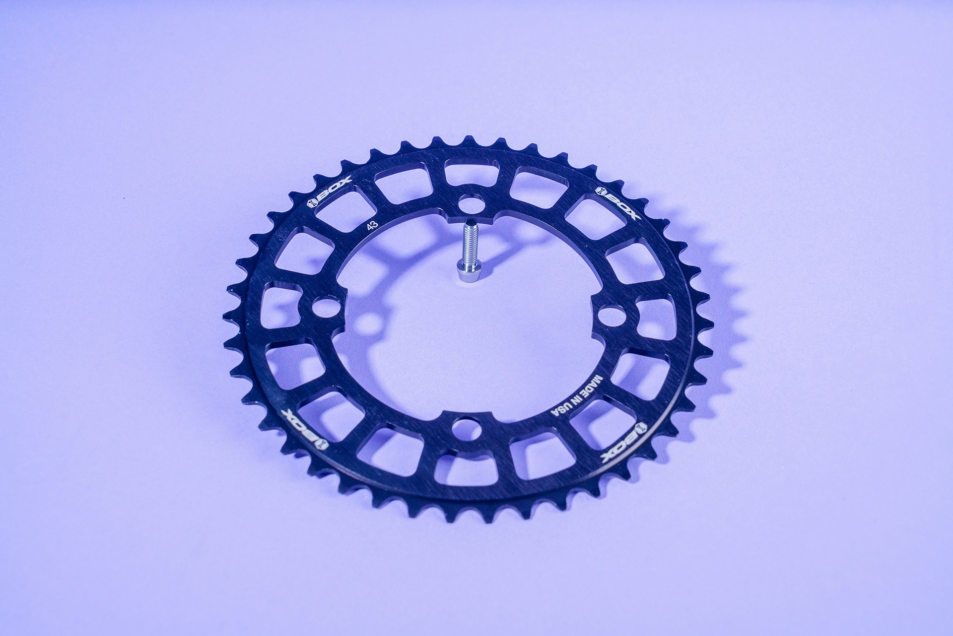 BOX - COSINE 7075 4-BOLT CHAINRING - REVIEW
